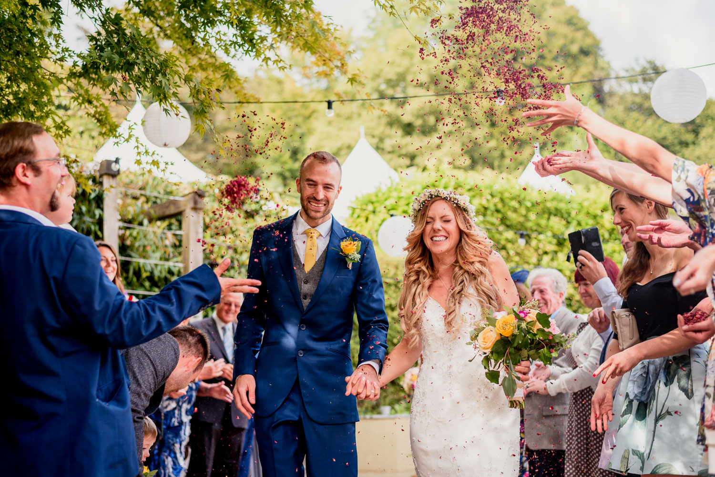 Wedding photographer at Ever After, Dartmoor