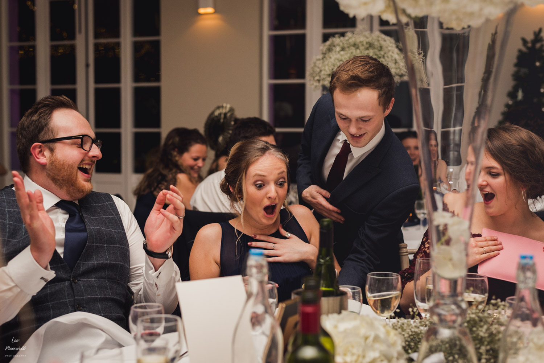 Bridesmaid surprise 2