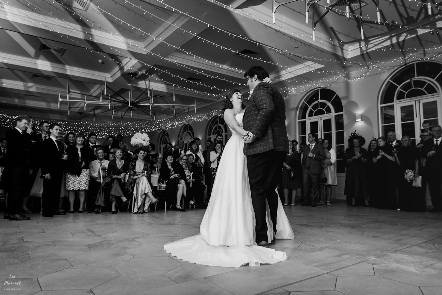 First dance at Deer Park wide angle