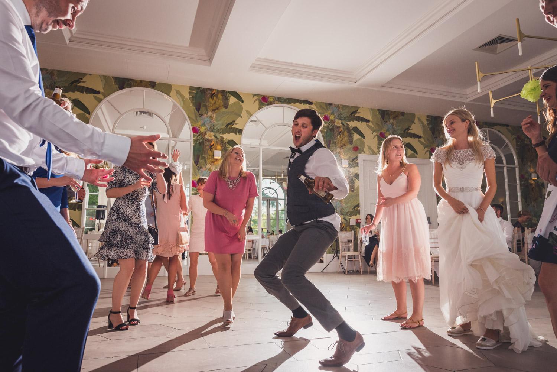 Dance off at Deer Park