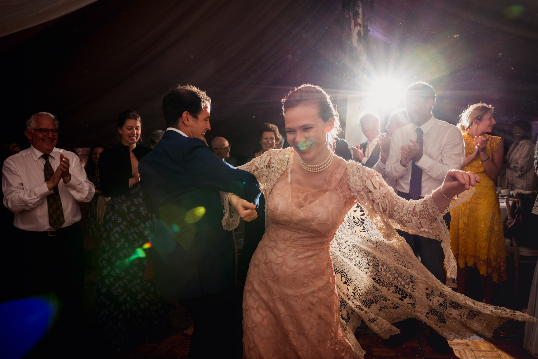Amazing first dance at Jewish wedding