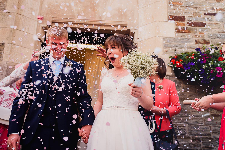 Wedding at Looe Guildhall Cornwall