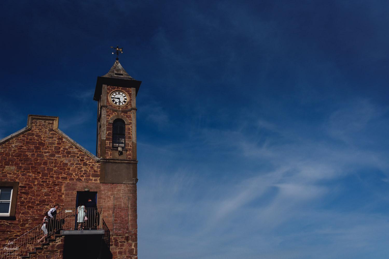 Kingsand Clock Tower wedding