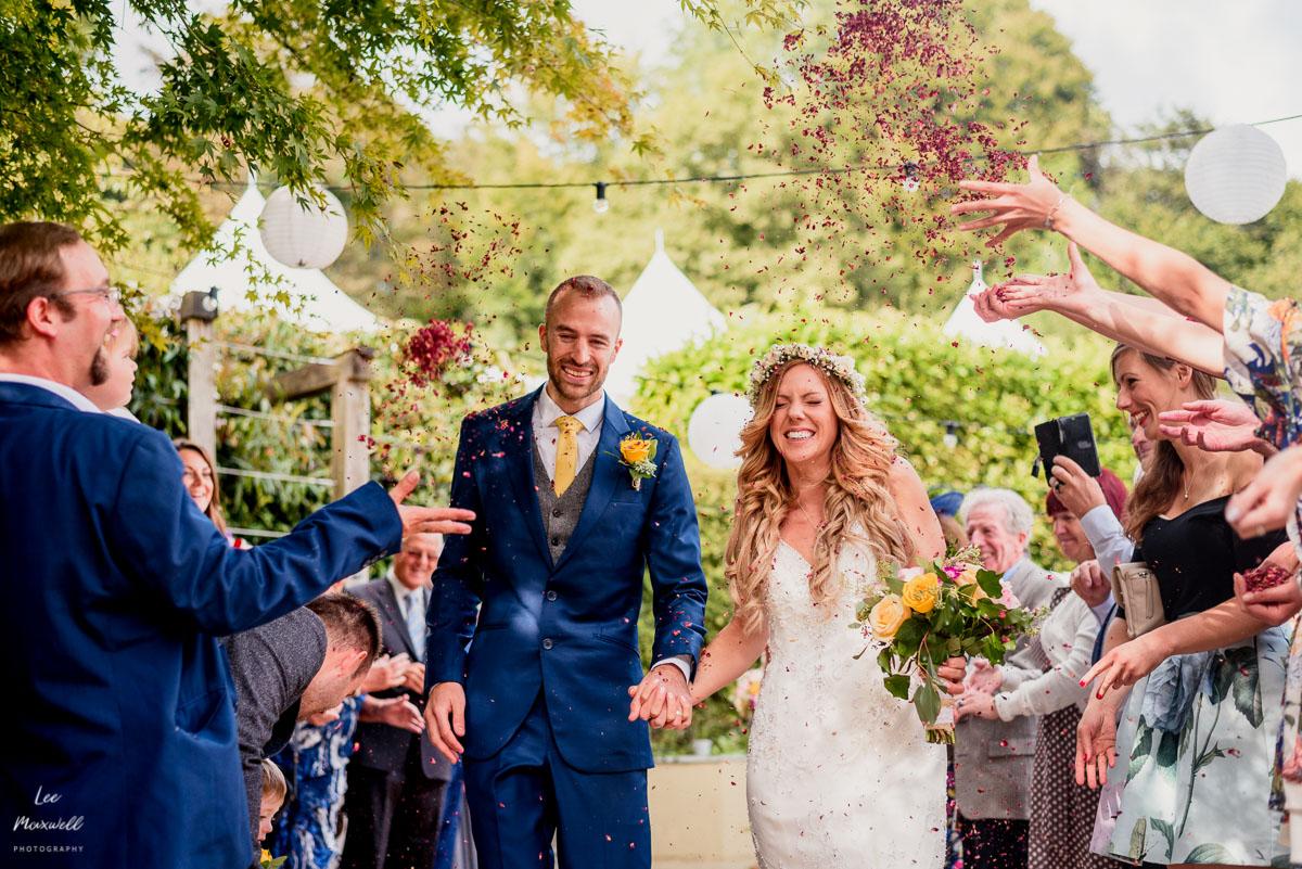 Wedding Photography at Lower Grenofen