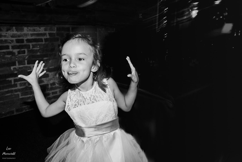 Great kid dancing