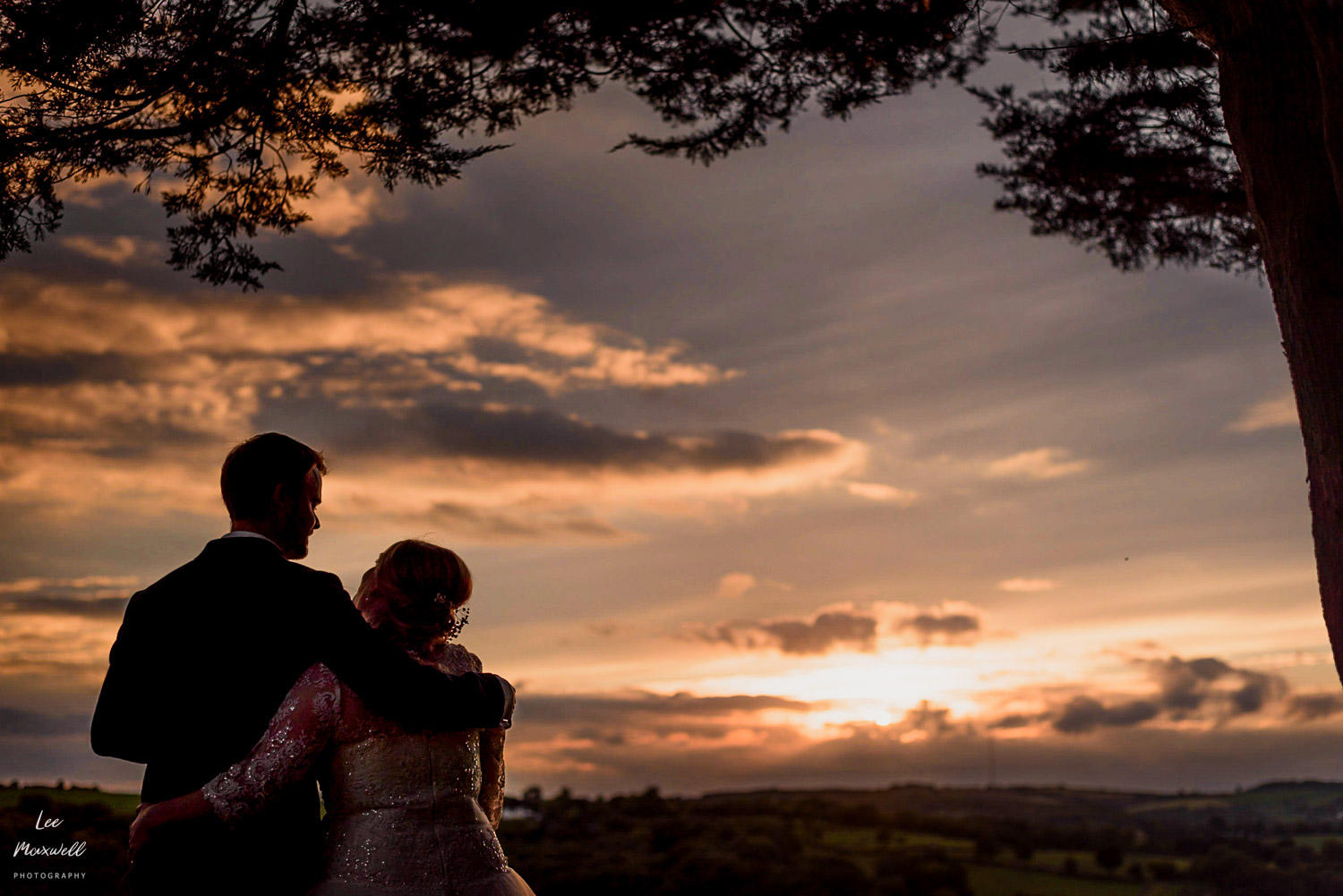 Wedding photography at Country Ways, Devon