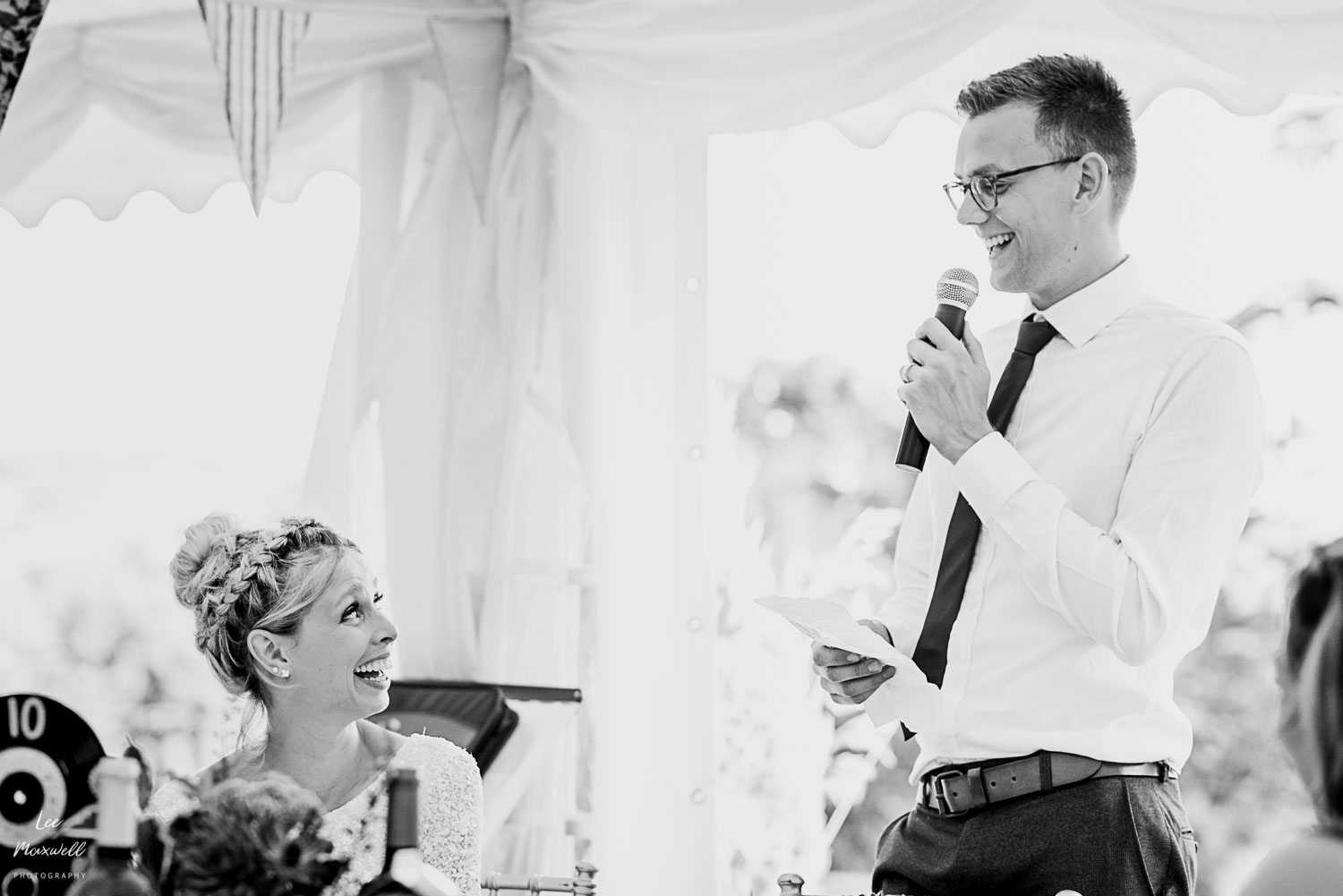 Funny wedding speeches