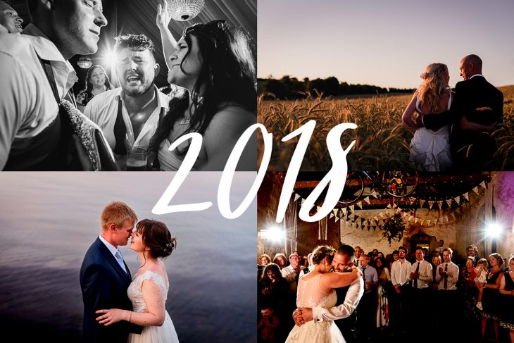 Best wedding photos of 2018 by Lee Maxwell