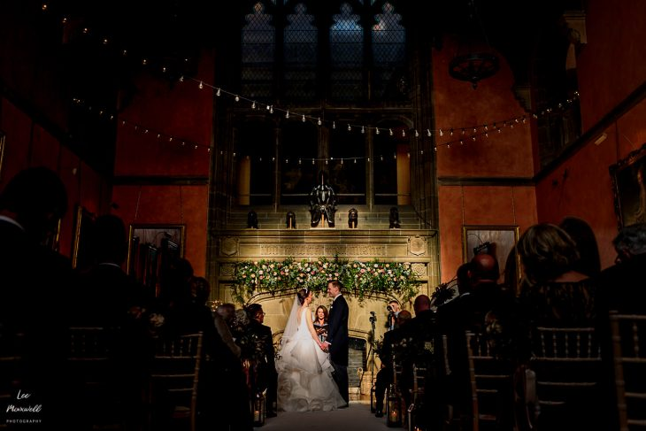 Wedding photographer at Cowdray Estate