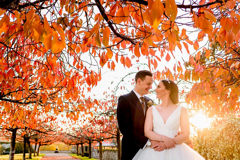 Wedding photographer at Cowdray Estate