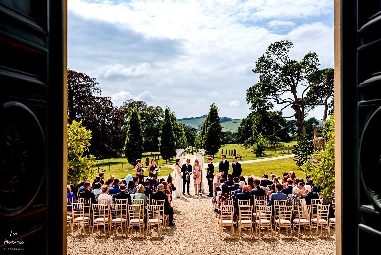 Pynes House Wedding Photography